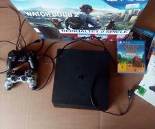 Sony Playstation 4 mit 2 Controllern