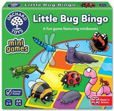 Bingo Travel Cardboard Modern Board & Traditional Games
