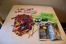 K'NEX Loopin' Lightning Coaster Assorted Pieces