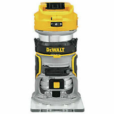 DEWALT  DCW600B 20V MAX XR Cordless Compact Router - Tool Only