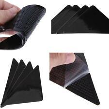 8Pcs Rug Carpet Mat Grippers Non Slip Anti Skid Reusable Washable 2020 Au N3R1