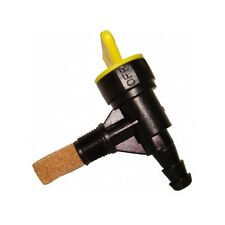 """Fuel Tap Twist On/Off Fits Atco Suffolk and Qualcast with 5/16"""" Fuel Pipe Outlet"""