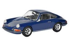 Porsche 911 S COUPE Blu 1:87 Schuco 26293