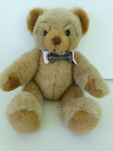 Christopher collection Mr Patterson Bear  Moveable Joints 34cm Soft Toy Plush