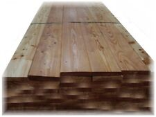Glattkantbrett 145x21 mm Länge 1-4 m  sibirische Lärche - Schalung Fassadenholz