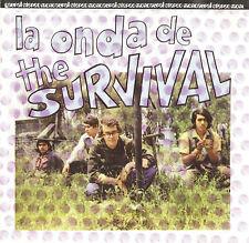 THE SURVIVAL La Onde De Survival MEXICAN PSYCHEDELIC 1971 Sealed Vinyl LP