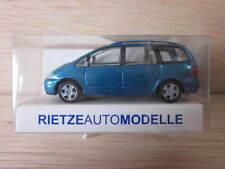 HO - Rietze - Ford Galaxy azul-verdoso metalizado