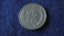 New listing Sweden - 25 Ore - 1921W