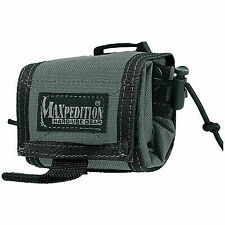 Maxpedition 0208W Rollypoly Mm Wolf Gray Folding Dump Pouch 208w