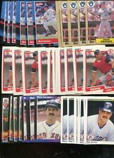 RICK CERONE BULK LOT OF 100 CARDS NEW YORK YANKEES METS RED SOX NEWARK JERSEY