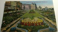 England Carpet Gardens Looking East Eastbourne - unposted