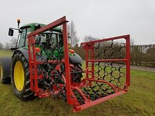 More details for mounted grass harrow/chain harrow agritrend uk design from £1250 plus vat