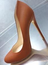 Paul & Betty 1969 Pumps 12 cm Sexy camel Braun fetish sky high heels 37 38 nib