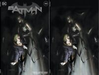 BATMAN #100 LEE EXCLUSIVE VARIANT SET NM JOKER HARLEY QUINN PUNCHLINE GHOSTMAKER