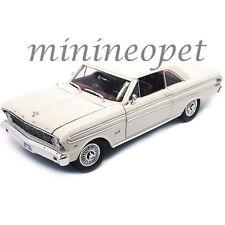 ROAD SIGNATURE 92708 1964 64 FORD FALCON 1/18 DIECAST MODEL CAR WHITE