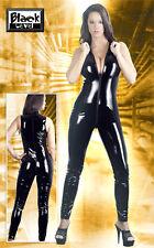 Black Level - Lack Overall S   M   L   XL - Damen Dessous Catsuits & Bodies