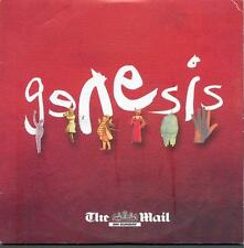 GENESIS - PROMO CD ALBUM [2008) 12 TRACKS / ABACAB, MAMA, TURN IT ON AGAIN ETC