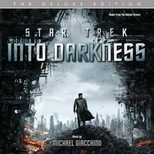 Star trek Into Darkness deluxe edition cd sealed oop varese sarabande