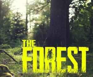 ✅ The Forest Steam PC Game NO / KEIN Key Code Digital 📧 Sofortversand 5 Min.