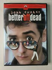 Better Off Dead - John Cusack (Dvd, 2002, Widescreen)