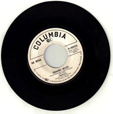 LIBERACE  (Unchained Melody)  Columbia 4-40455 = VINTAGE PROMOTIONAL record