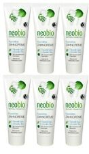 Pack promo !! Dentifrice bio sans fluor 75 ml Neobio lot de 6