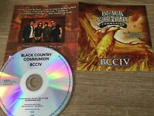 Cd Promo album-Black Country Communion(Glenn Hughes-J BonhamJoe Bonamassa)-BCCIV