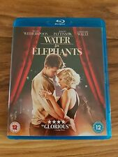 Water for Elephants - Blu-Ray - Excellent Condition -  Free Postage!