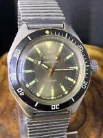Watch Vostok Amphibian Antimagnetic Rare Vintage Wristwatch Wostok #1380