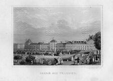 PARIS ANCIEN & HISTORIQUE / JARDIN DES TUILERIES