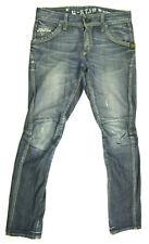 G-Star Jeans 'JACK PANT WMN' Medium Aged Destroy W27 L32 AU9 US5 Womens