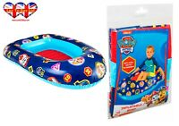Paw patrol Children,Kids Inflatable Boat Water pool Boat,Official Licensed