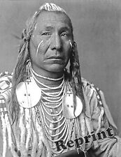Photograph of American Crow Indian  Red Wing Year 1908  8x10