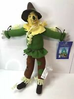 The Wizard Of Oz Scarecrow Plush Nanco 2006 New With Tags Collectors Toy