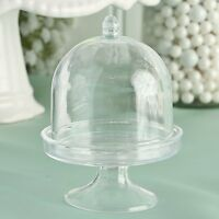 Cake Dome Stand Plate Lg for American Girl Accessory Food Bakery