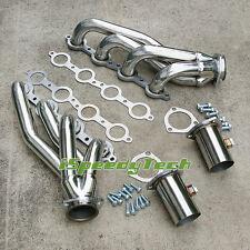 for Camaro Chevelle Nova LS1 LS2 LS3 LS6 LS Conversion Swap Headers Manifold New