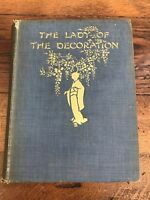 the lady of decoration - illustrated in colour by wakana utigawa ! undated