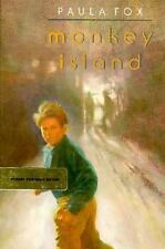 Monkey Island, Fox, Paula, 0531085627, Book, Good