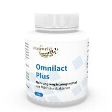 Omnilact plus 100 Capsules Vita World pharmacie en Allemagne Lactobacillus
