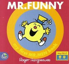 Excellent, Mr. Funny : Board Book : (Mr. Men), Roger Hargreaves, Book