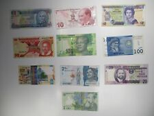 Current Banknotes Lot of 10 Foreign Currency Lots Paper Money Great Variety