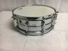 "Vintage Ludwig Supraphonic Snare Drum 5"" X 14"" COB Keystone Badge Low Serial #!!"