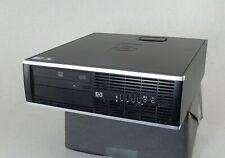 Hp 8000 Elite Pc Computer Dual Core 2.93Ghz 4Gb 160Gb Windows 10 Hpm8000-4
