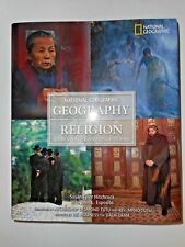 Geography of Religion Where God Lives Where Pilgrims Walk 2004 N. Geo. HC DJ VG