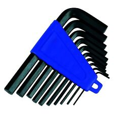 "Imperial Allen / Hex Keys 10 Piece Set 1/16"" - 3/8"""