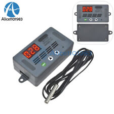 DTC-331 Digital LED Temperature Controller Display Thermostat NTC Probe Sensor