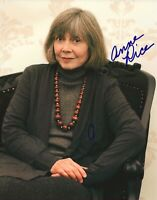Anne Rice signed 8x10 photo in person. Author Interview With The Vampire, Lestat