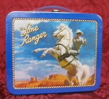 HALLMARK 1998 LONE RANGER SCHOOL DAYS TIN LUNCH BOX