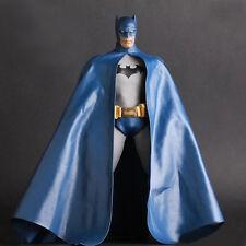 "DC Comics Batman VS Superman 12"" Blue Batman Action Figure Toy Crazy Toys Statue"