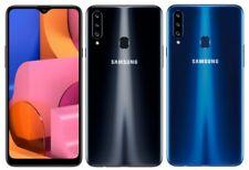 "Samsung Galaxy A20s  32GB 3GB RAM SM-A207M/DS (FACTORY UNLOCKED) 6.5"""